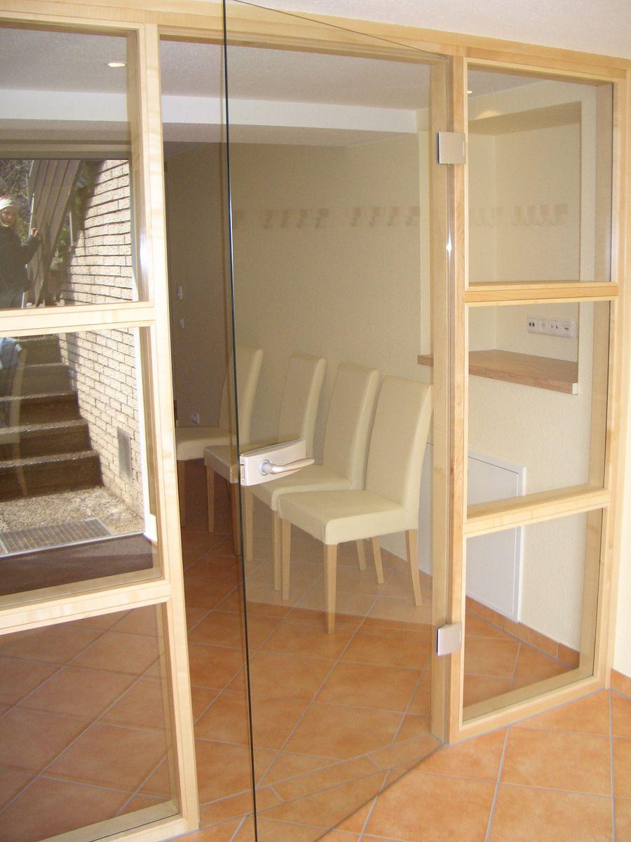 glast ren innen mit rahmen sh64 hitoiro. Black Bedroom Furniture Sets. Home Design Ideas